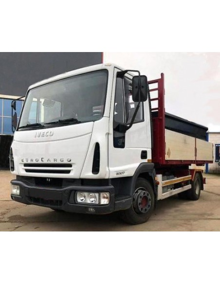 IVECO EUROCARGO TECTOR RESTYLING